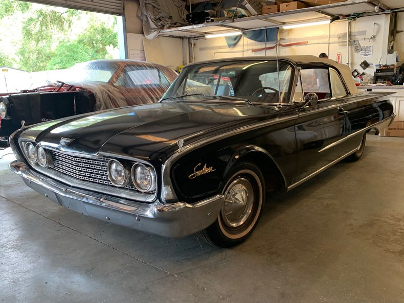 1960 Ford Sunliner For Sale
