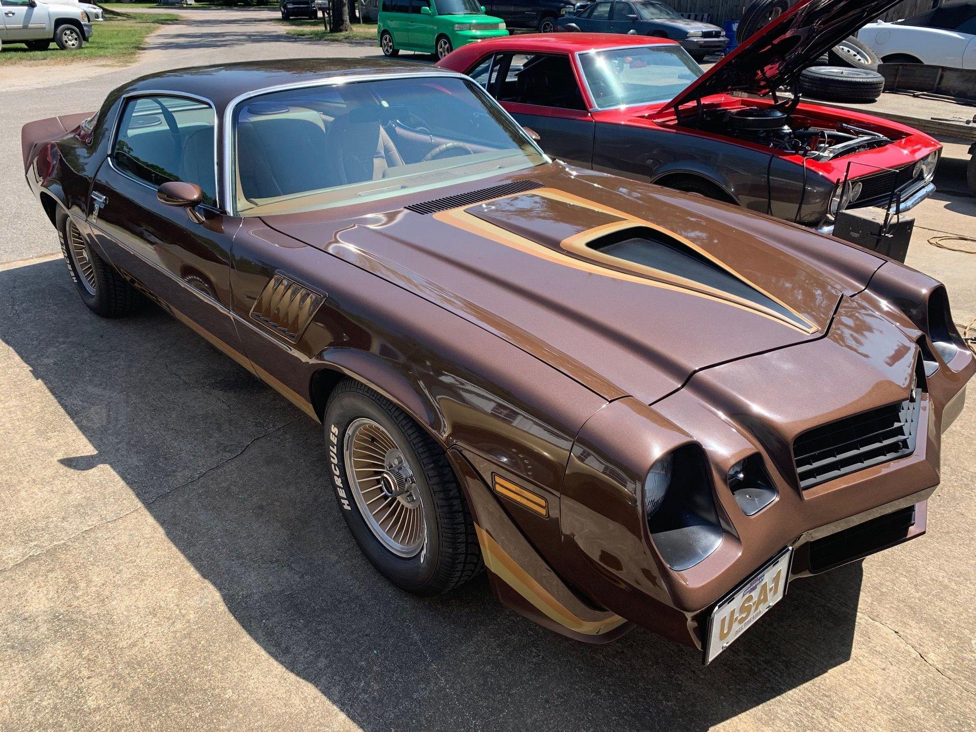 1979 chevrolet camaro z28 z28