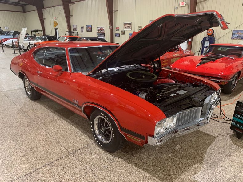 1970 Oldsmobile 442 W30 For Sale