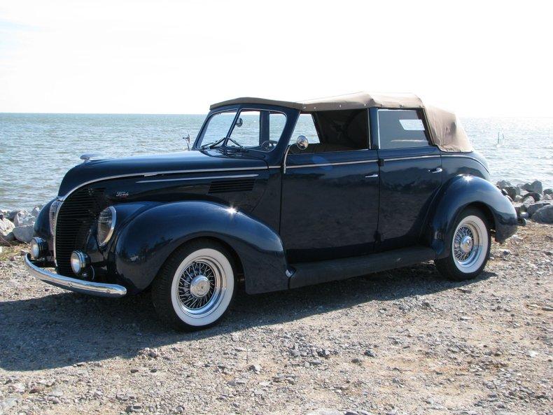 1938 Ford Phaeton