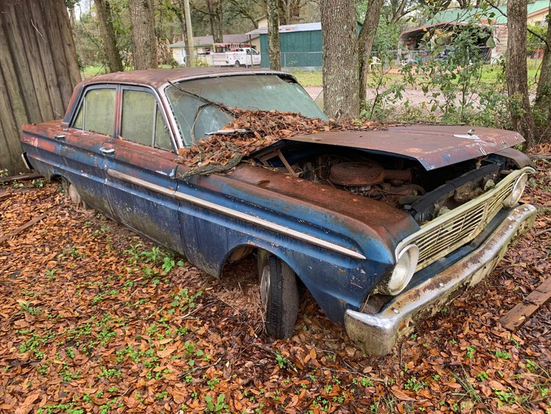 1965 Ford Falcon 4 Door Parts Car