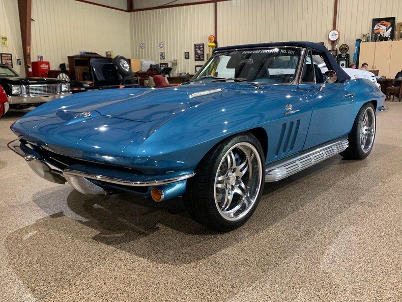 1965 Chevrolet Corvette Resto-Mod