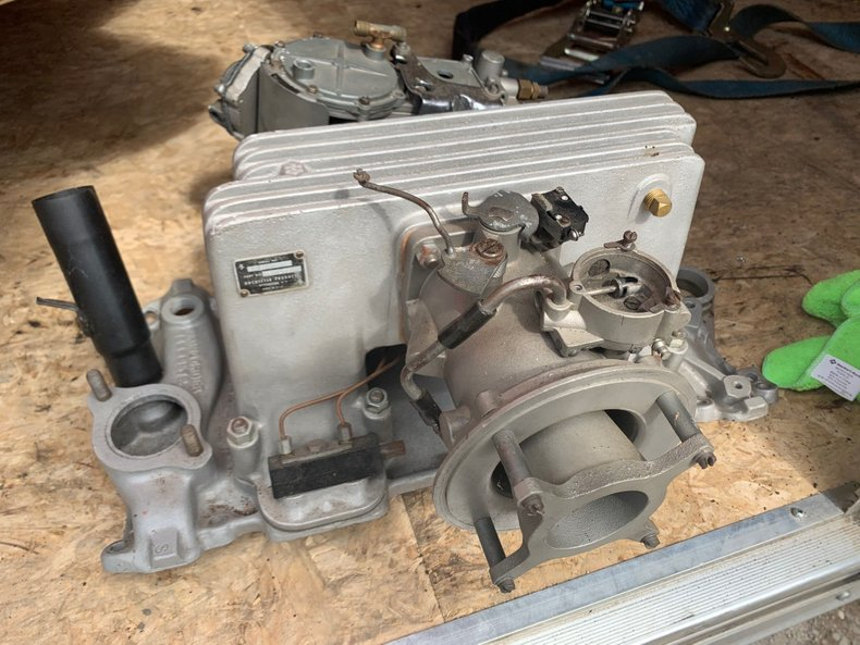 1957 Corvette 283Hp Fuel Injection Unit