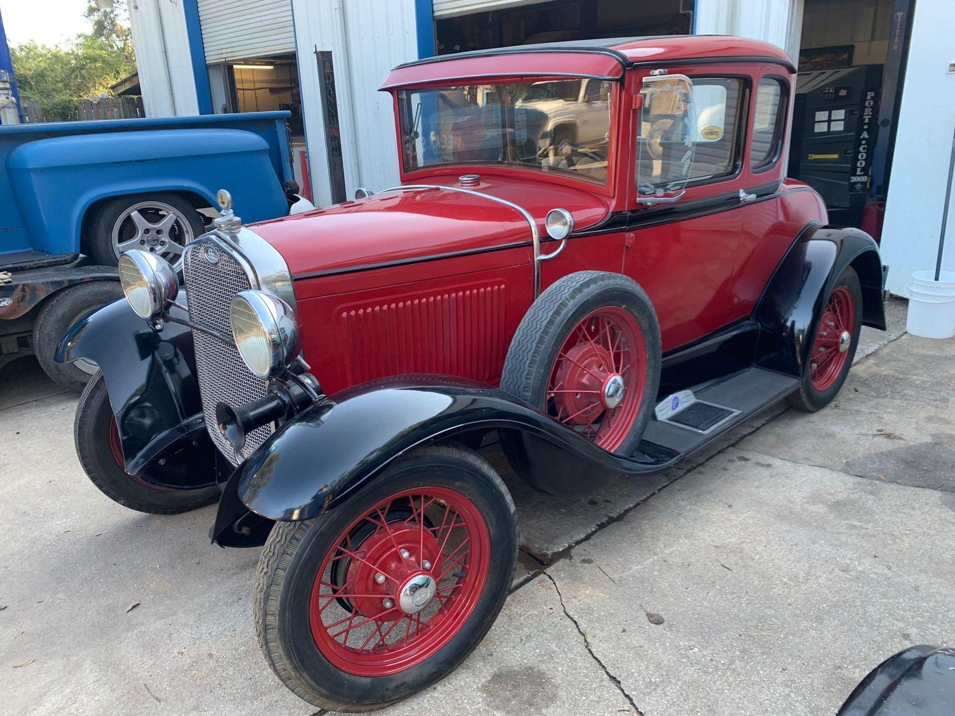 1930 ford 5 window model a