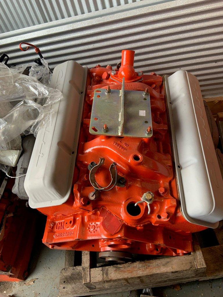 1965 Nova 283/195 2 barrel, power glide