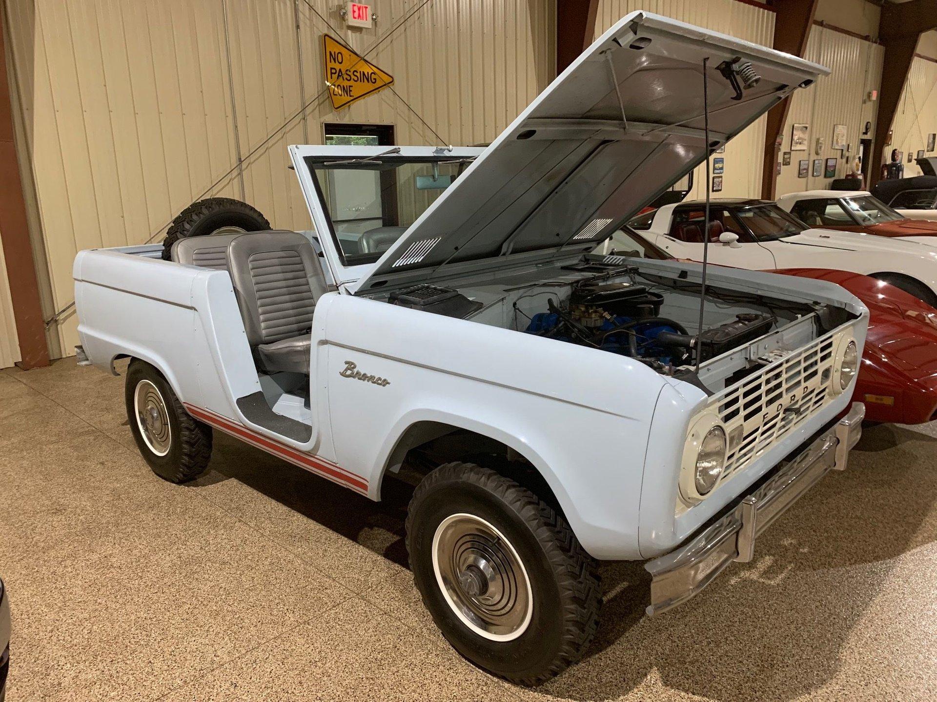 1966 ford u13 bronco