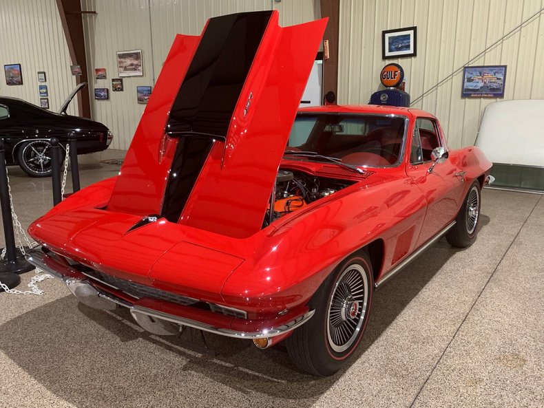 1967 Chevrolet Corvette COPO