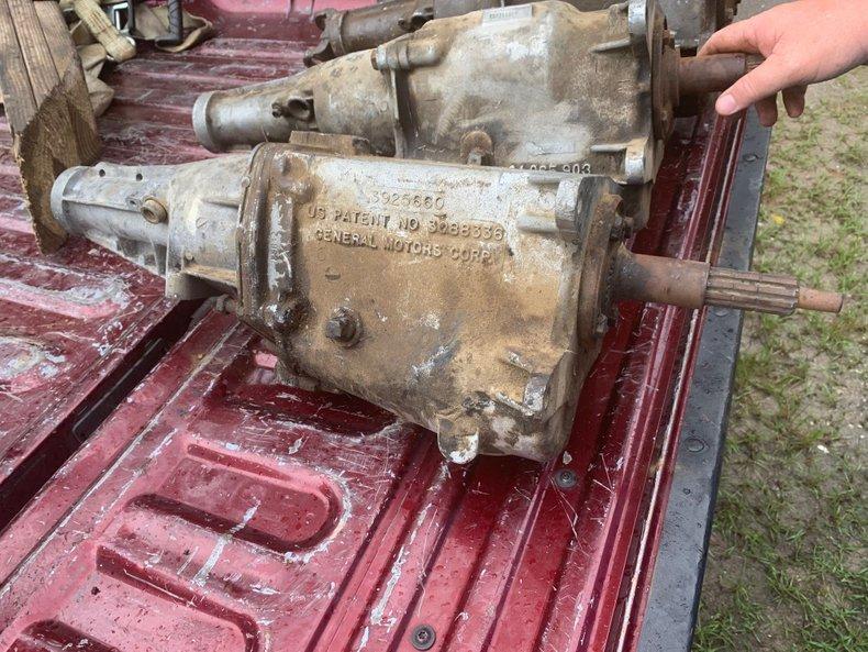 1968 M20 Muncie Transmission