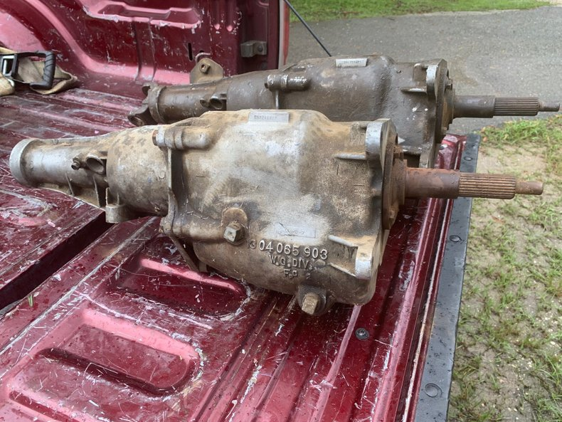 1977 Pontiac Trans Am Aluminum Super T10 Transmission
