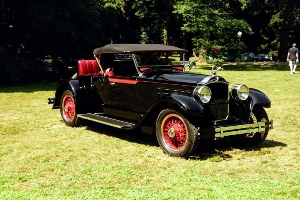 1928 packard 533 roadster
