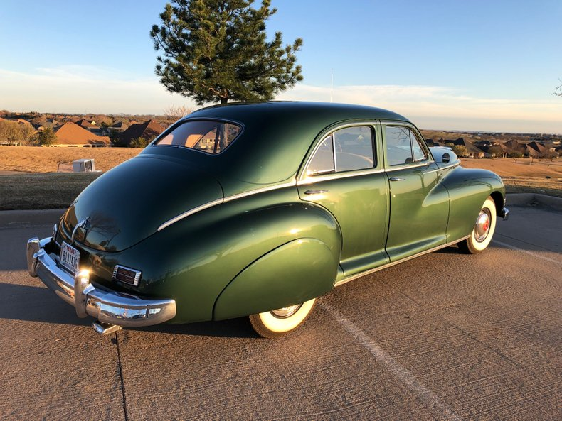 1947 Packard CUSTOM SUPER CLIPPER For Sale