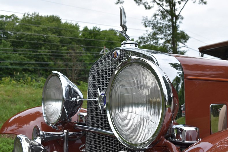 1931 Cadillac 370A V-12 For Sale