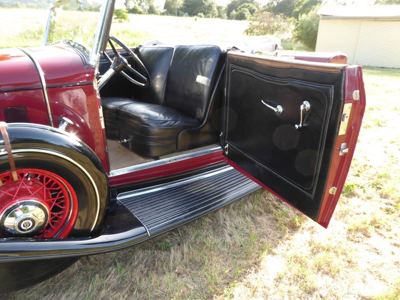 1932 Cadillac 355B For Sale