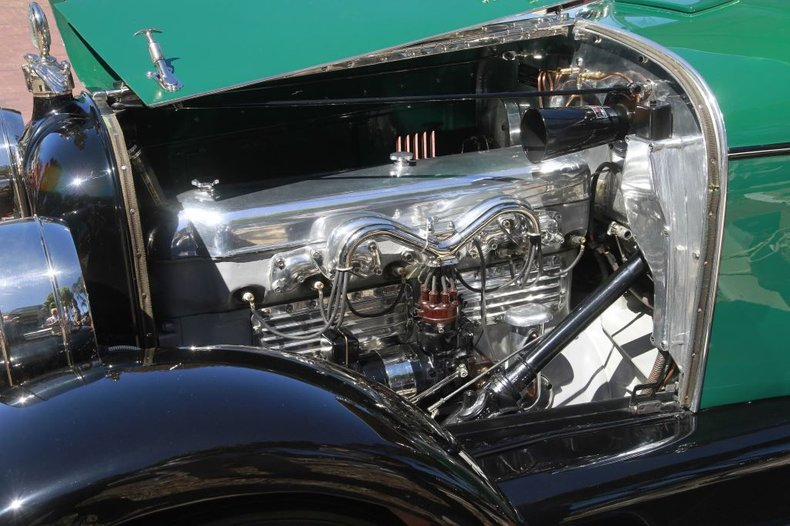 1925 Duesenberg Straight Eight For Sale