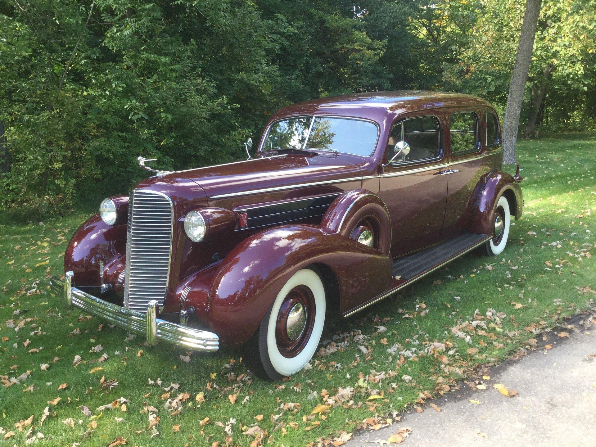 1936 cadillac 7523