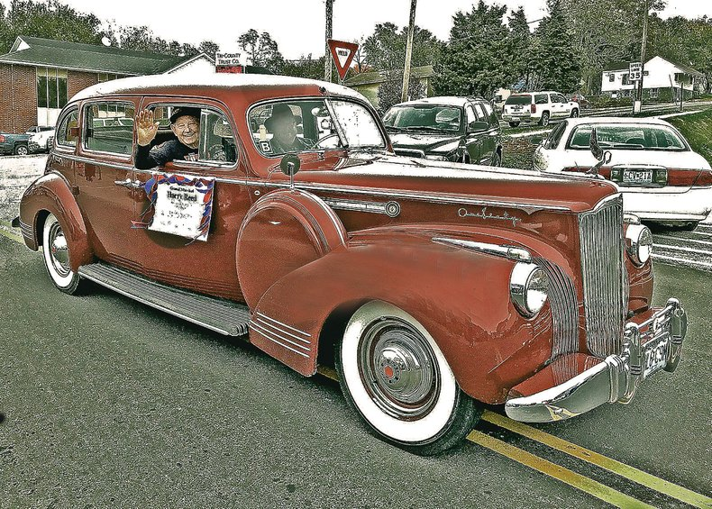 1941 Packard 160 1904 For Sale
