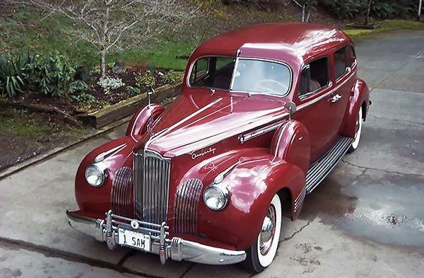 1941 Packard 160 1904