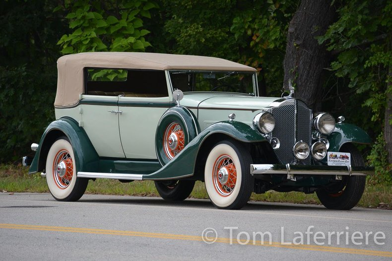 1933 Packard 1002 For Sale