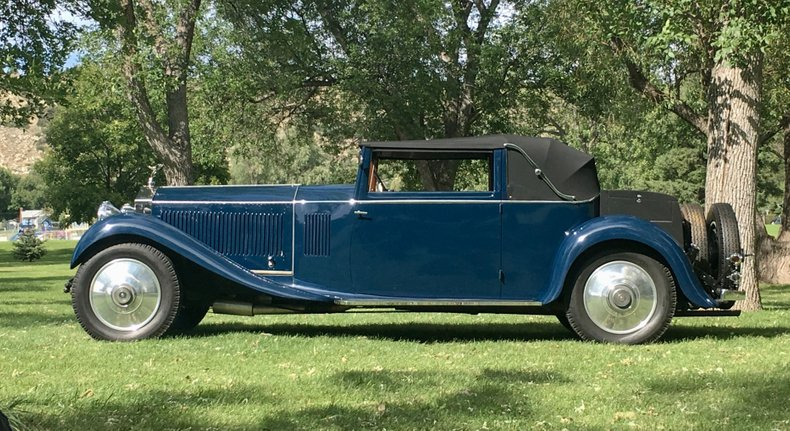 1930 Rolls Royce Phantom 2