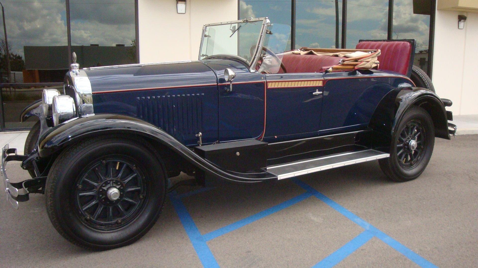 1926 cadillac custom 314