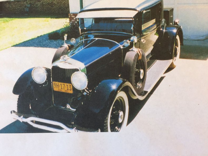 1930 Lincoln 170 For Sale