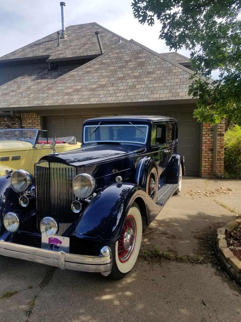 1934 Packard 1107 For Sale