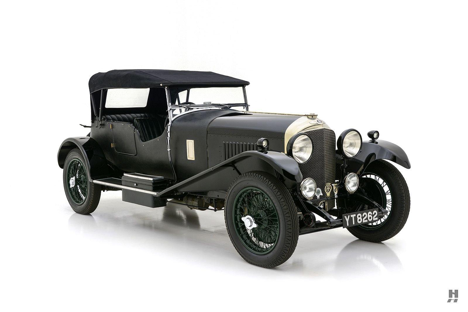 1928 bentley 4 5 litre