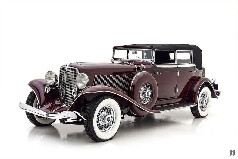 1934 Auburn Salon Twelve