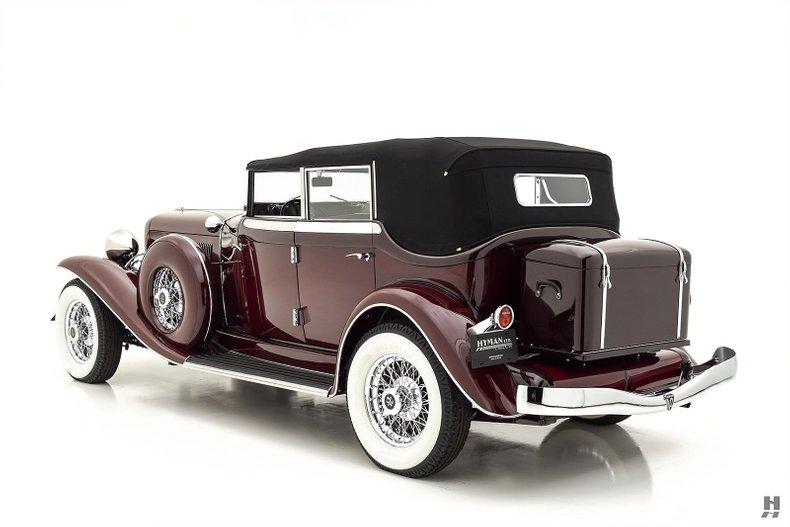 1934 Auburn Salon Twelve For Sale