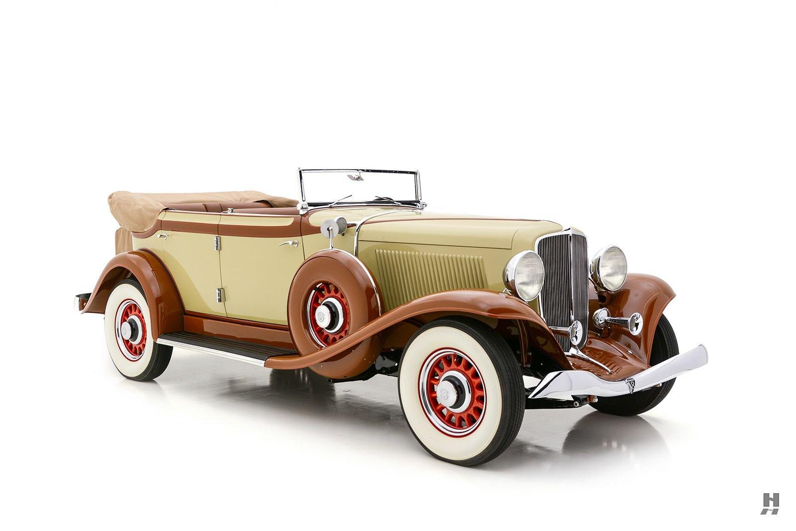 1933 auburn 8 105 salon