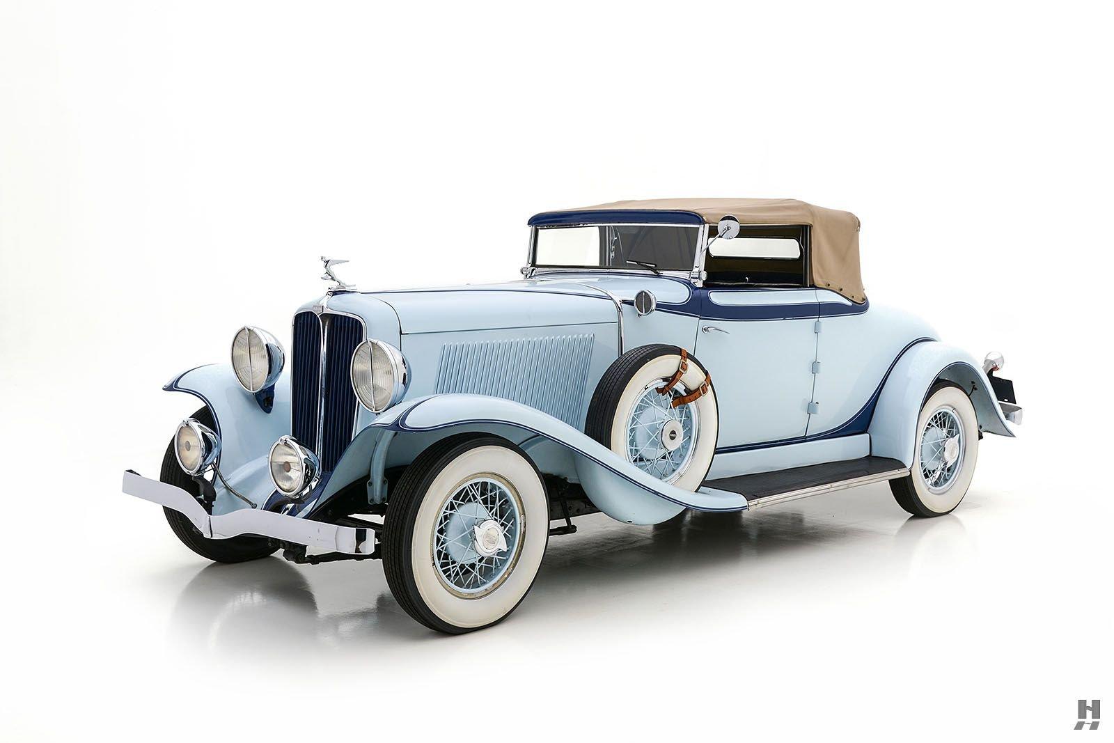 1931 auburn 8 98