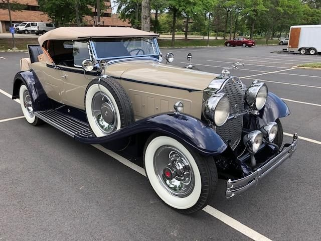1931 packard 840 deluxe eight