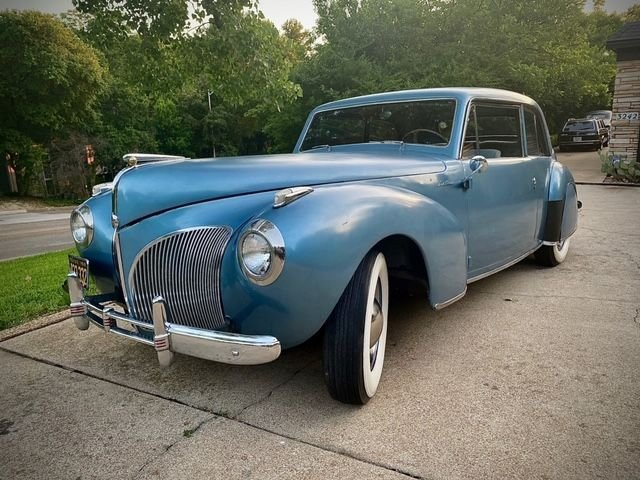 1941 Lincoln Continental For Sale