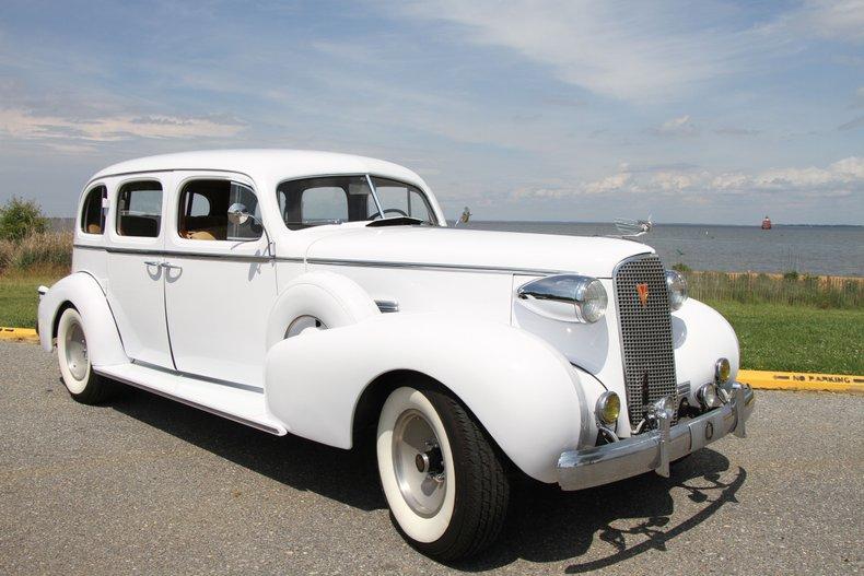 1937 Cadillac 8519 V-12