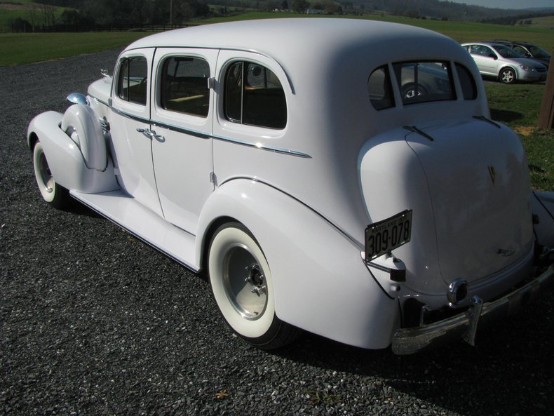 1937 Cadillac 8519 V-12 For Sale