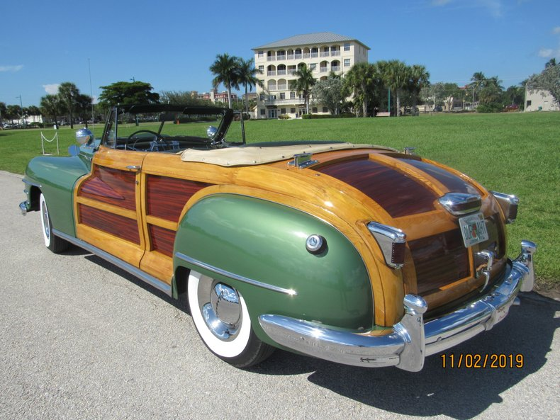 1948 Chrysler TOWN & COUNTRY For Sale