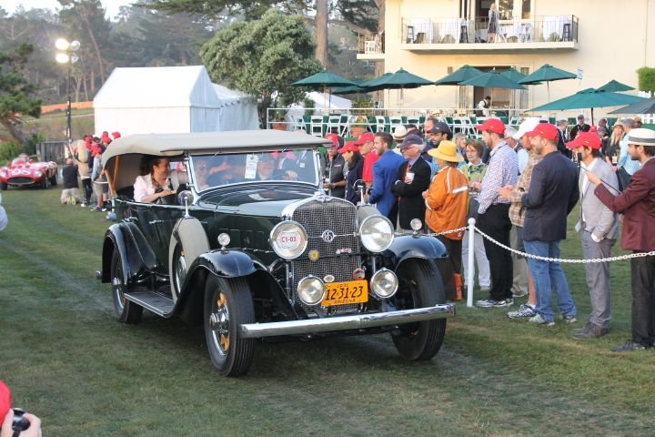 1931 Lasalle Touring For Sale