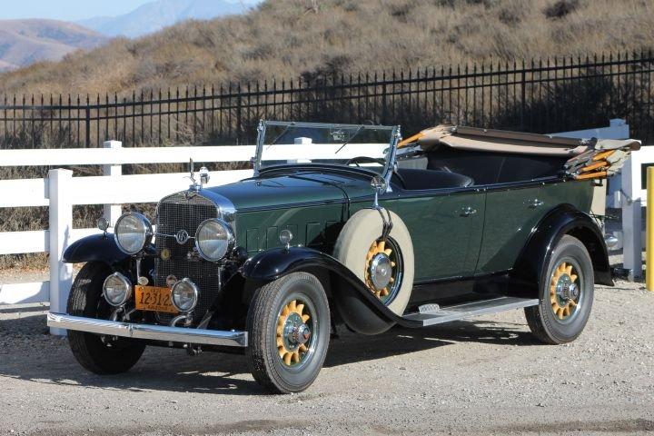 1931 Lasalle Touring