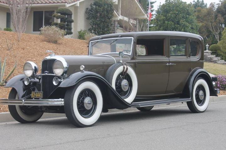 1932 lincoln kb v12