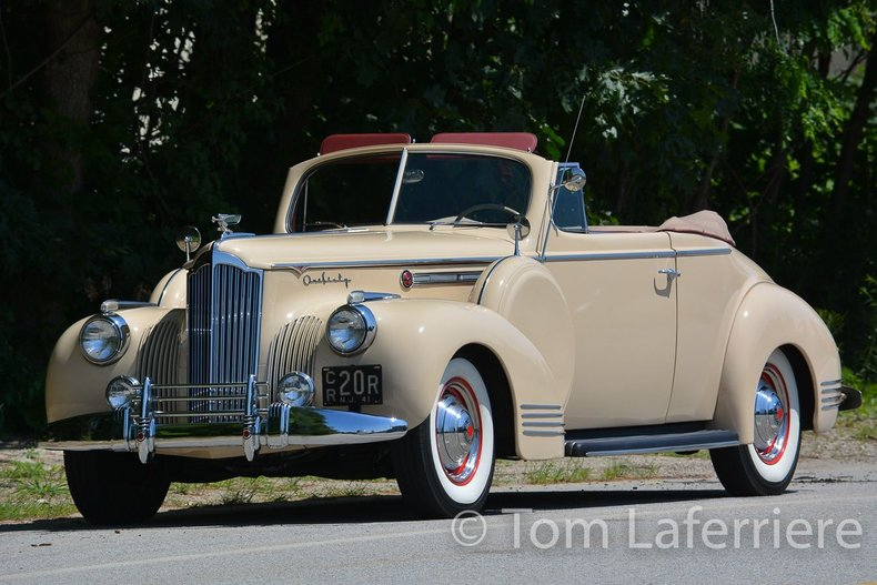 1941 Packard 160 For Sale