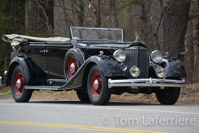 1934 Packard 1104