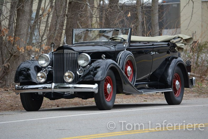 1934 Packard 1104 For Sale