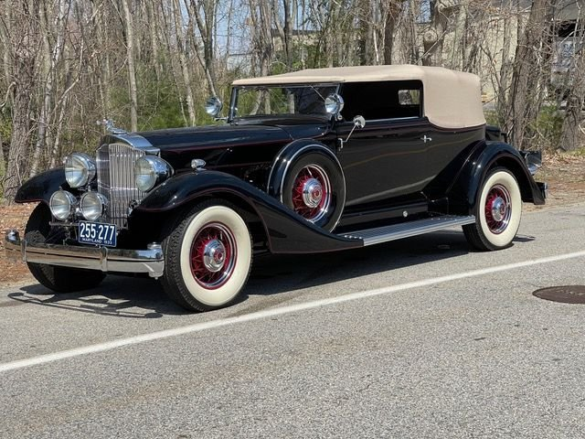 1933 Packard 1005 For Sale