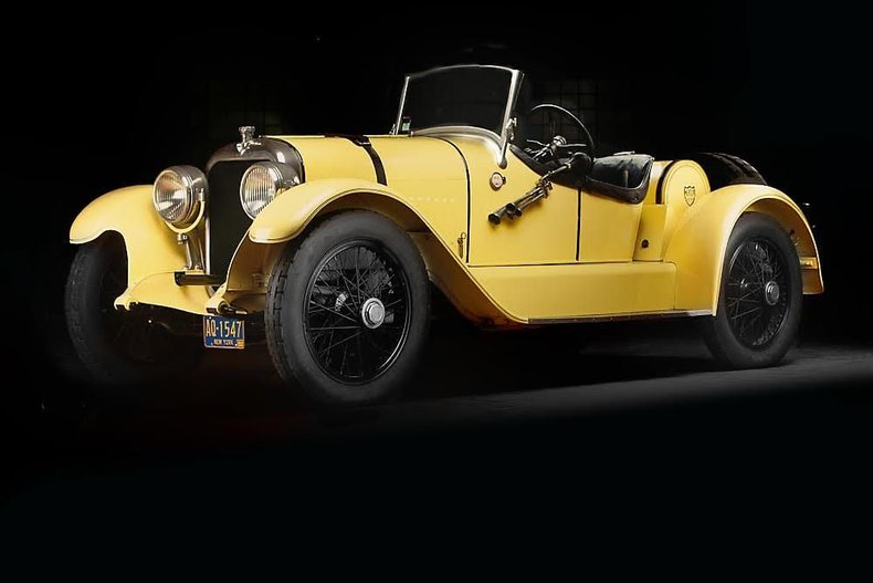 1924 MERCER Raceabout