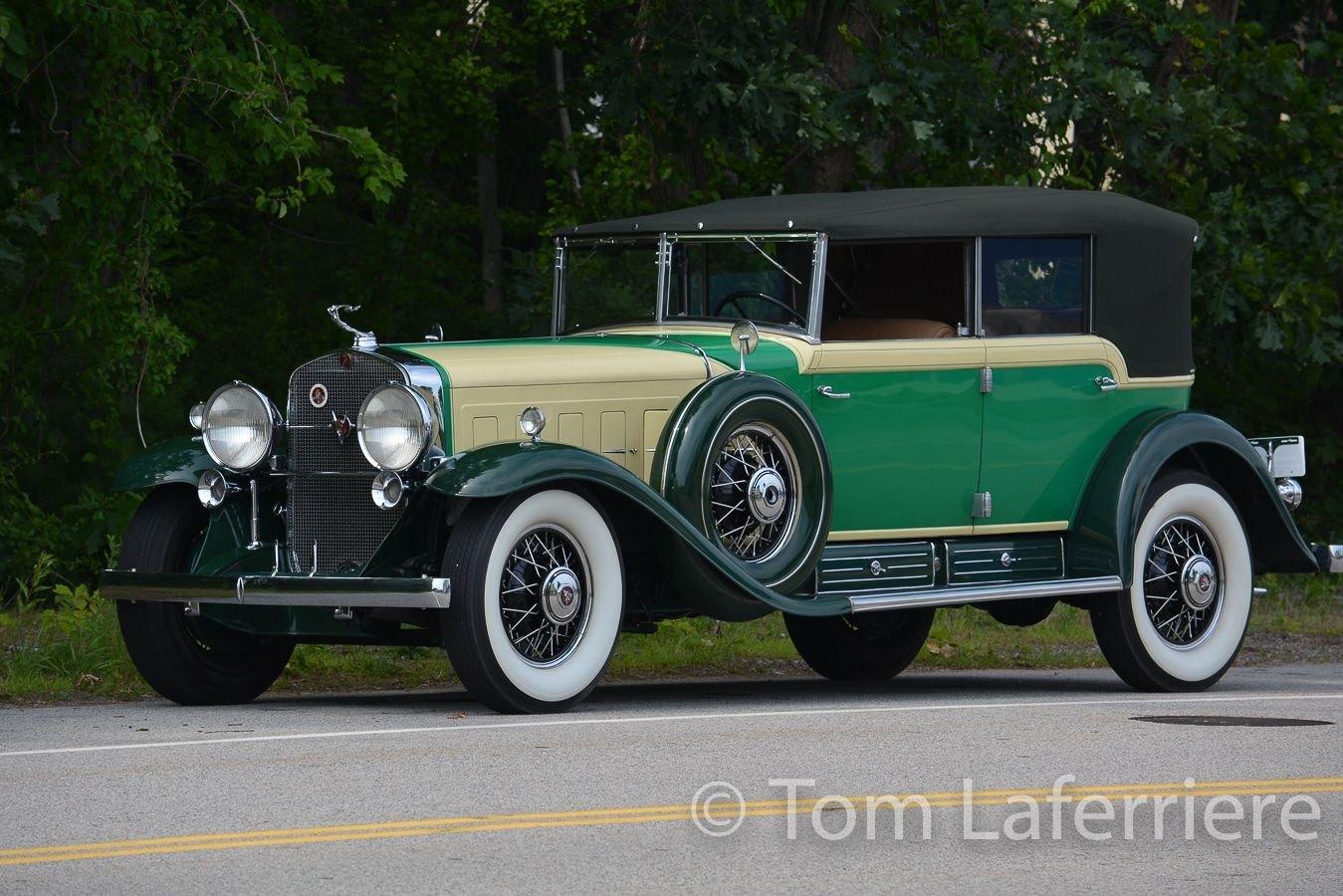 1930 cadillac 452 v 16