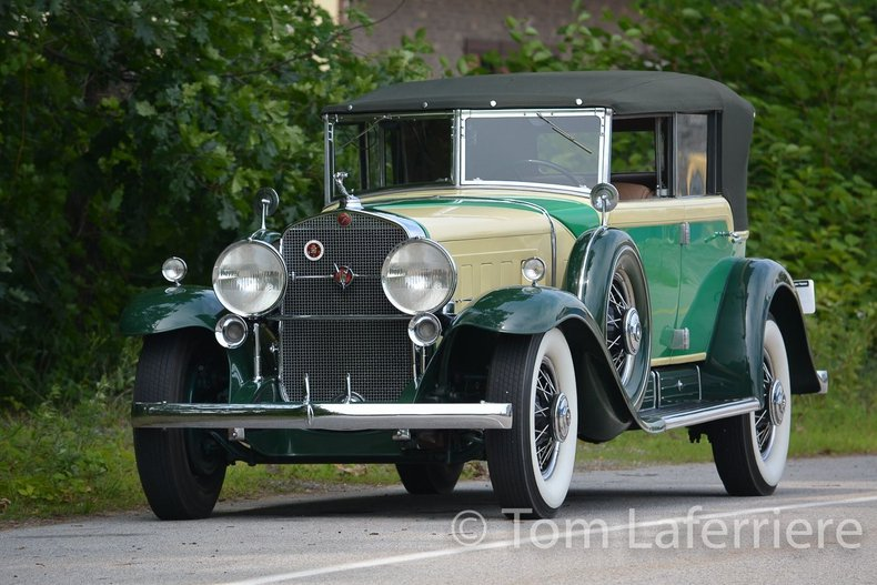 1930 Cadillac 452 For Sale