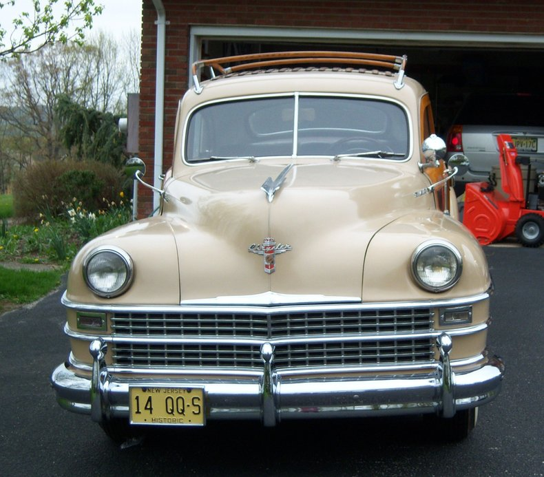 1947 Chrysler TOWN & COUNTRY For Sale