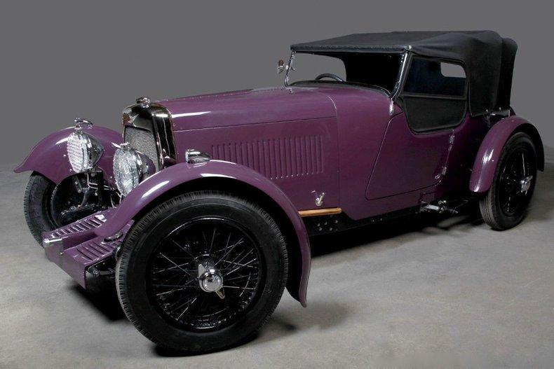 1931 Aston Martin International For Sale