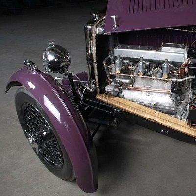 1931 aston martin international 1 5l