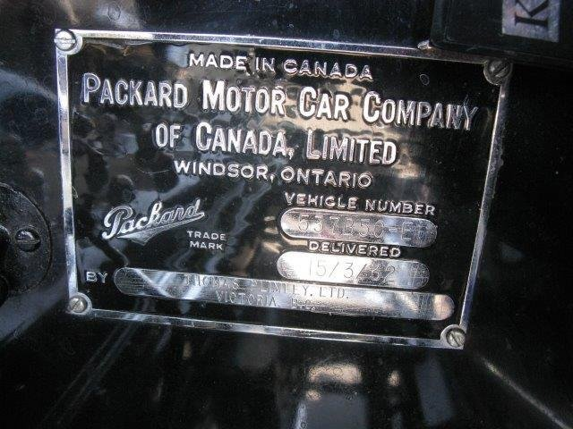 1932 Packard 903 For Sale
